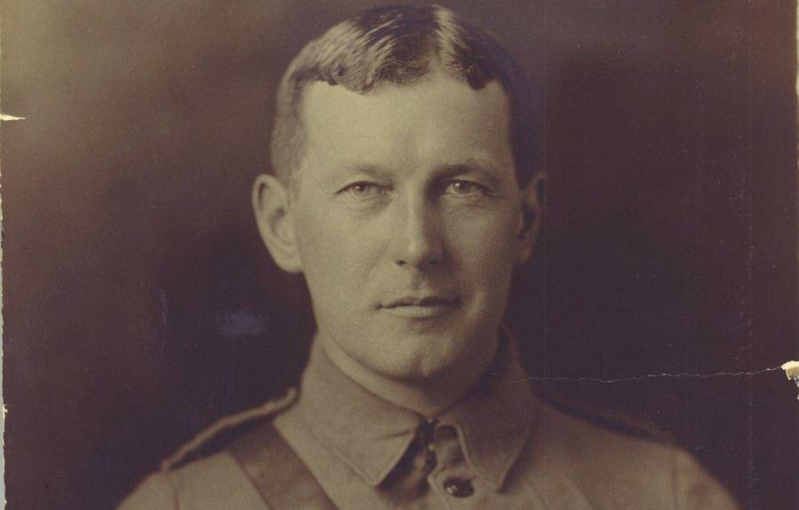 Lieutenant Colonel Dr. John Alexander McCrae